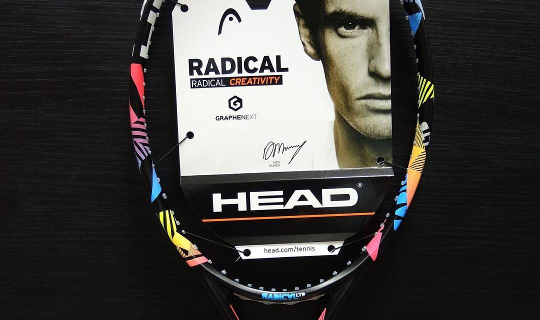 Nouvelle HEAD Radical MP Limited 2017