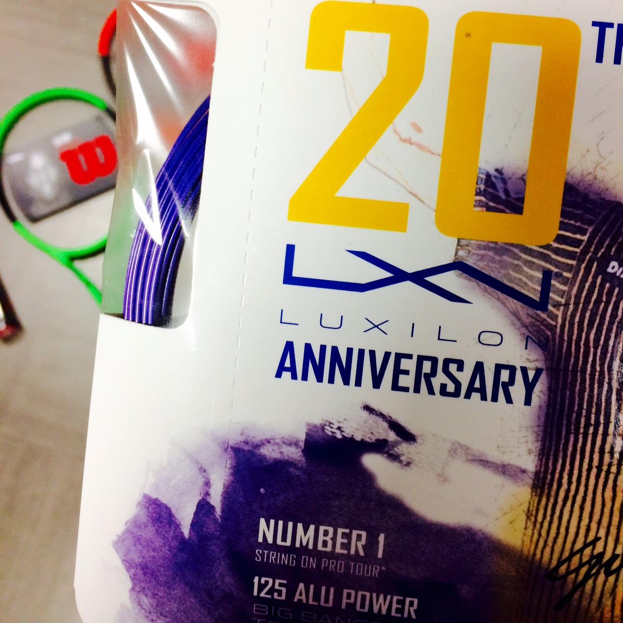 Version violette de l'Alu Power, pour célebrer les 20 ans du Big Banger Original