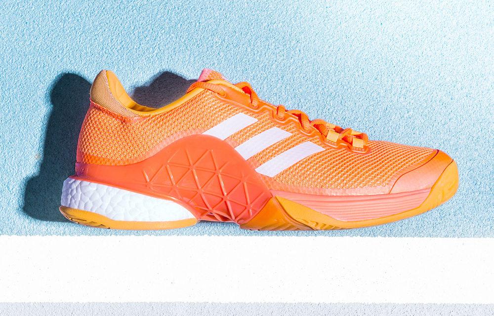 Adidas fait évoluer la franchise Barricade pour la saison 2017 de tennis