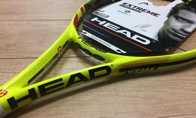 Head Extreme MPA : Test et Avis de la raquette de Richard Gasquet