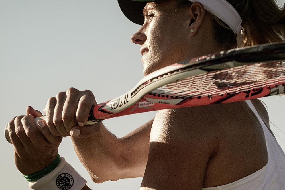 Adidas révèle sa gamme pour Roland Garros 2017 Tennis Court