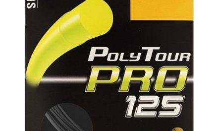 Yonex Poly Tour Pro : Test et Avis du Cordage de Nick Kyrgios
