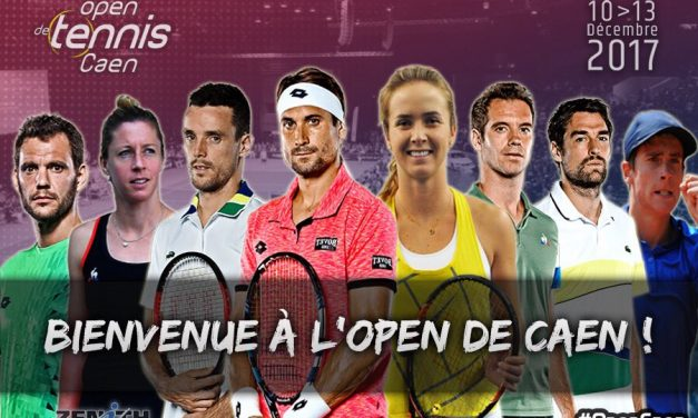 Open de Caen 2017 – Le plus grand tournoi amateur français