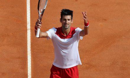 La nouvelle raquette de Djokovic pour 2018