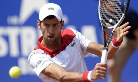 La (vraie) Raquette de Novak Djokovic