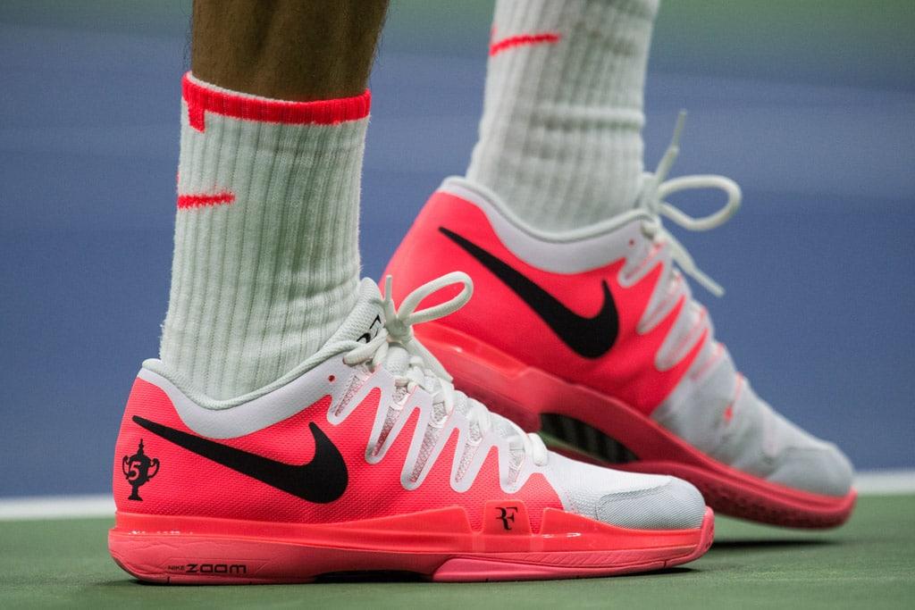 Les Chaussures de Tennis des joueurs Pros – Vous allez être